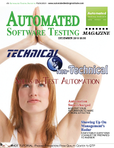 Automated Software Testing Magazine